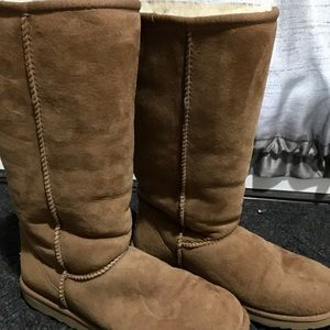 Ugg Chestnut Classic Tall Boots
